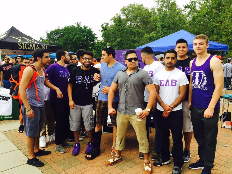 Sigma Lambda Beta International
