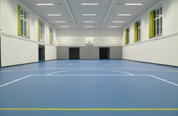 Umbau Turnhalle Birmenstorf
