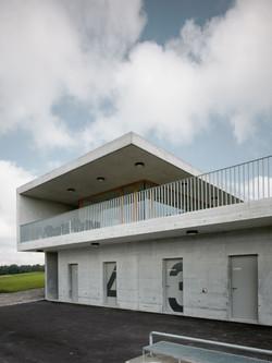 Sportclubhaus Musterplatz Seengen
