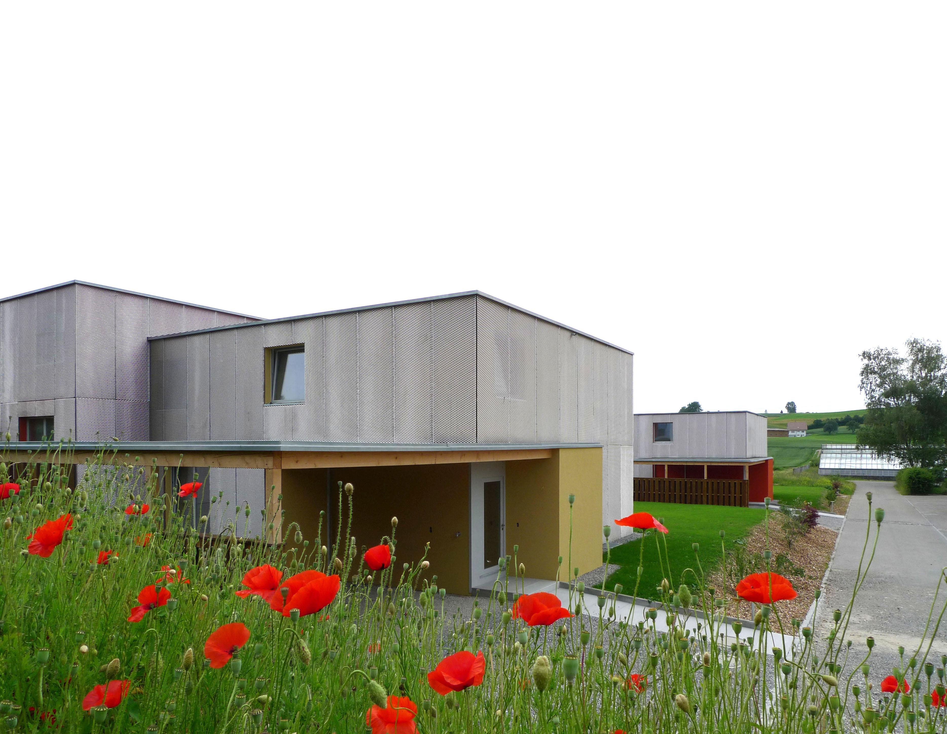 Wohnhäuser Sandgrubenweg Sarmenstorf