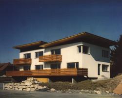 Doppelwohnhaus Dorfmätteli Tennwil