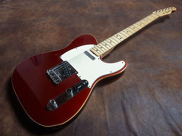 Fender Telecaster CAR 1969