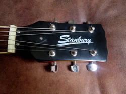 Stanbury mini Les Paul 1980