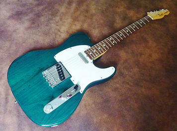 Fender Telecaster 1978 Emerald  Green