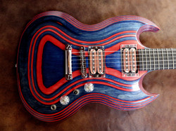 Gibson SG Zoot Suit 2009