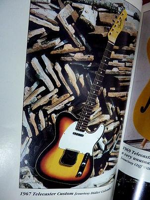 Fender Telecaster Custom 1967