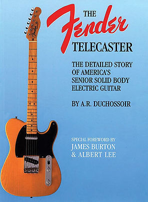 Fender Telecaster book