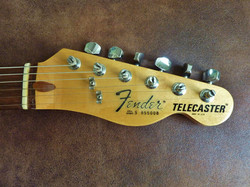 Fender Telecaster 1978 Emerald  Green