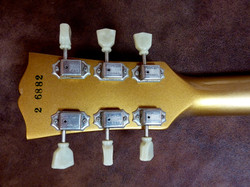 Gibson Les Paul Classic all gold 1992