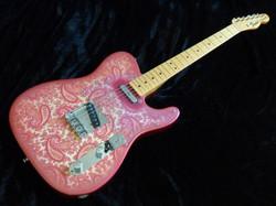 Fender Telecaster Paisley 1968