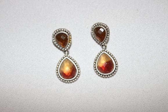 Mars Earrings