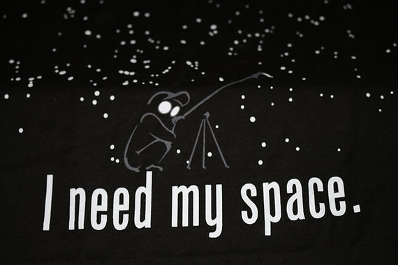 """""""I Need my Space"""" T-shirt"""