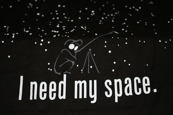 """I Need my Space"" T-shirt"