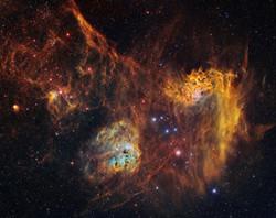 Flaming Nebula