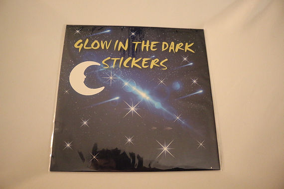 Glow in the Dark Sticker Set