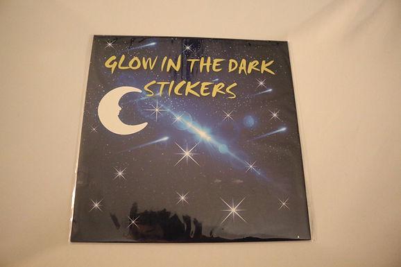 Glow in the Dark Sticker Set