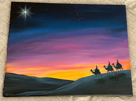 AZ themed Christmas STAR
