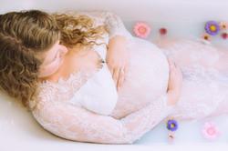 Kleid Badewanne - onesize