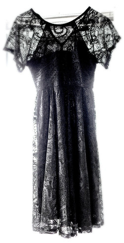 Kleid 4 - Gr. 34 - MODEL GESUCHT