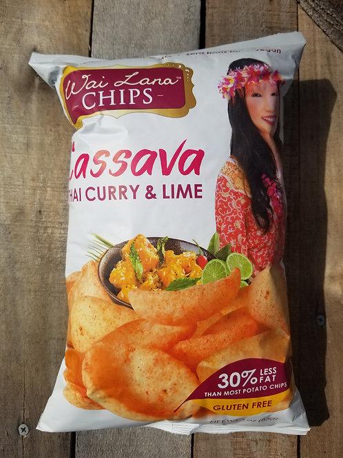 Cassava Thai Curry & Lime,