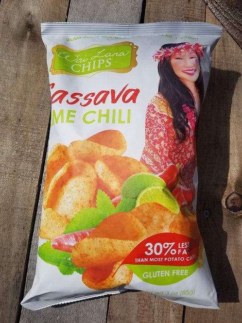 Cassava Lime Chili,