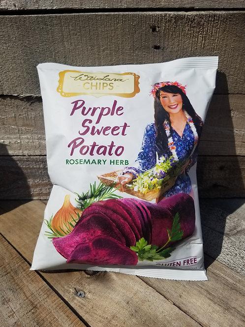 Purple Sweet Potato ,Rosemary Herb