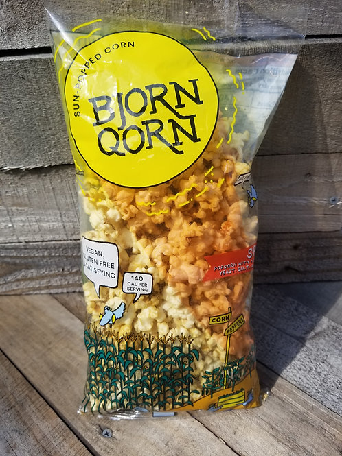 BJorn Corn, Spicy