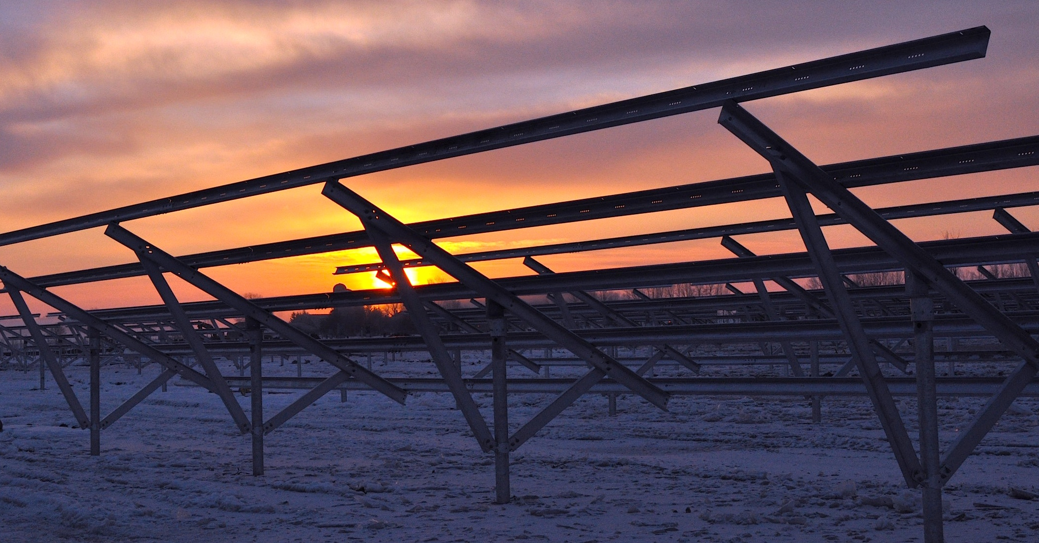 Sunset Rack Jan 14