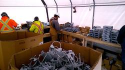 Pre-assembly Shelter Dec 2014