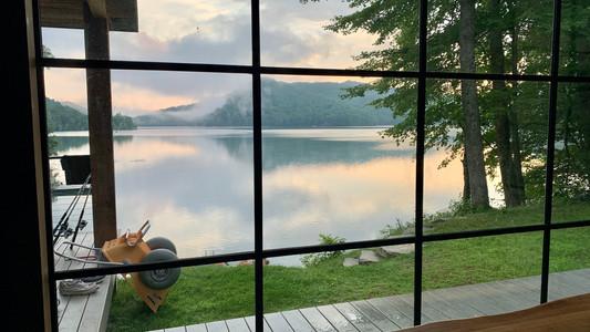 Lake Natahala, NC