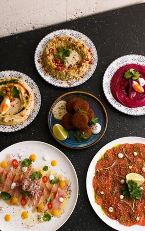 Fayer: el restaurante donde la cocina israelí se encontró con la parrilla argentina