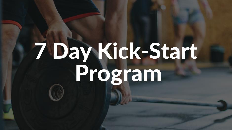 7 Day Kickstart