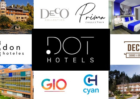DOT HOTELS & RESORTS LA PRIMERA CADENA FLEXIBLE QUE FRANQUICIA HOTELES INDEPENDIENTES