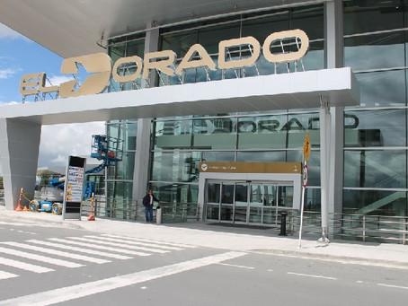 En septiembre se reactivarán vuelos en el aeropuerto El Dorado