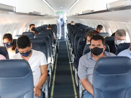 Colombia | Hoy se realiza el primer vuelo del plan piloto