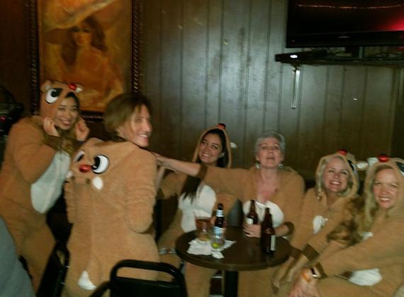 Tiny Reindeer@the Fling!!!