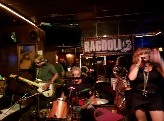 Ragdoll group