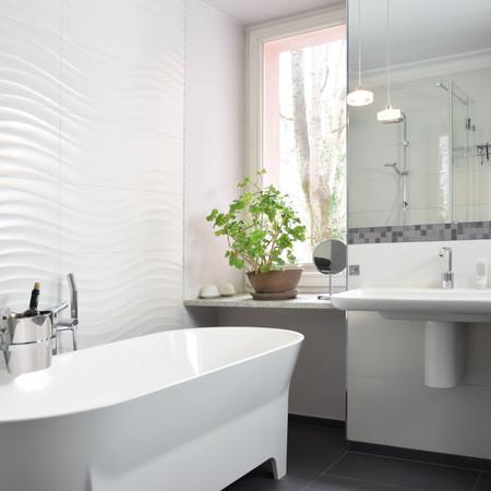 Duża łazienka, Łódź
