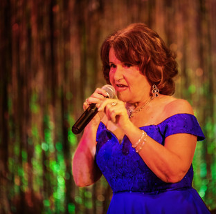 Maryann Regal at Concert in Venice