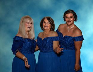 Barbara, Maryann, Tiffany