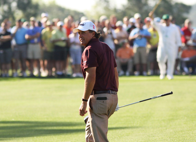 Phil Mickelson 2010 Masters Champion
