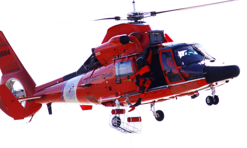 In Action - US Coast Guard