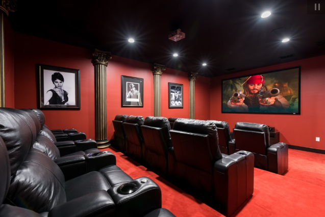 Movie Room Reunion