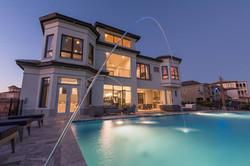 Pool Deck Reunion Luxury