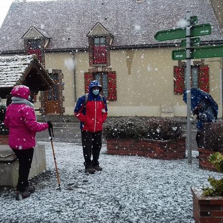 24 Janvier - la Chapelle-sur-Aveyron