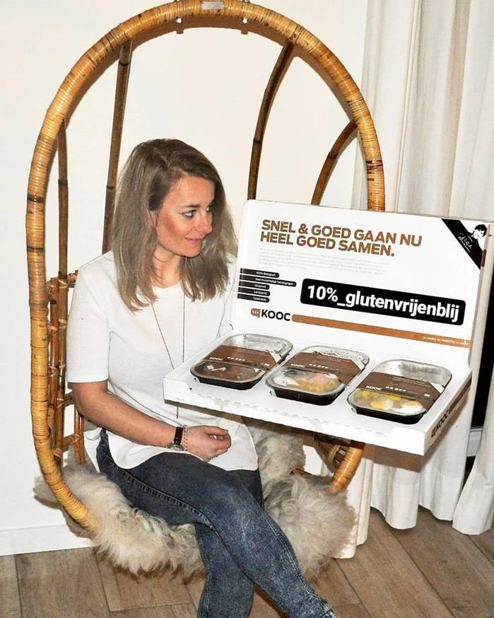 De maaltijden van Kooc zijn nu officieel glutenvrij.