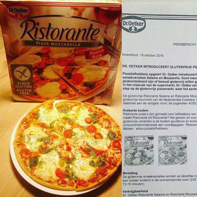 The pizza is delicious😍__Wil jij deze pizza ook proeven, ga dan snel naar de supermarkt! €3,69_#glu