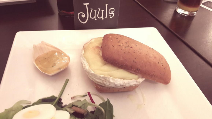 Lunchroom Juuls in Gouda.