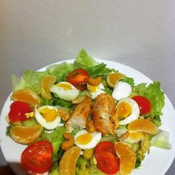 Salad 👌__#dinner #food #monday #glurenfrei #healty #egg #salad #glutenfree #foodtip #allergie #glut
