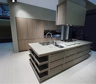 Modern Kitchen German style